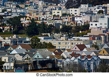 Urban Housing - Richmond District housing in San Francisco,...