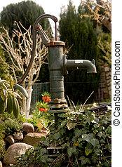 hand pump - water pump