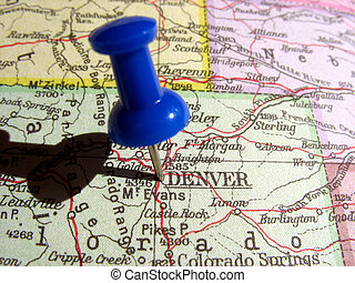 Denver, Colorado - The way we looked at Denver, Colorado in...