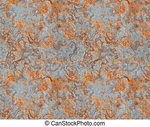 rusty metal - background image of old rusty brushed metal