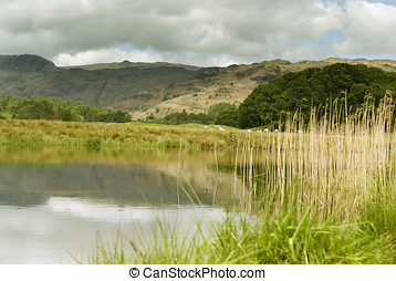 Lake District National Park - landscape orientation
