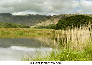 Lake District National Park - landscape orientation
