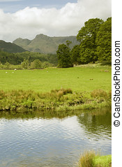 Lake District National Park - portrait orientation