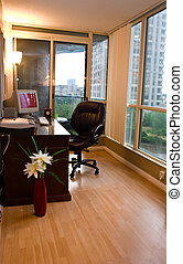 Home Office - Image of a home office