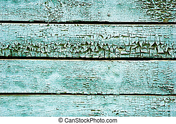 old wood painted