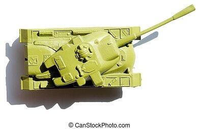 玩具, 坦克