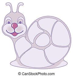 Snail Clip-art