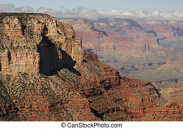 Canyon and beyond - Canyons after canyons of breathe-taking...