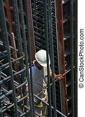 Constuction worker