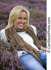 Happy In The Heather
