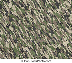 camouflage cloth - large seamless image of cloth printed...