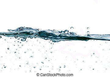 水, 下降,  #15
