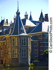 Governement buildings 1 - The office of the Dutch Prime...