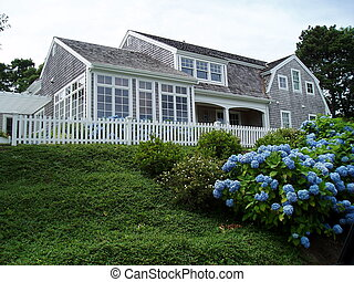 Cape Cod Home - Beautiful home and garden in Cape Cod.
