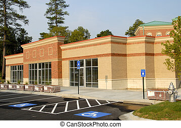 Commercial Building - Newly constructed commercial space...