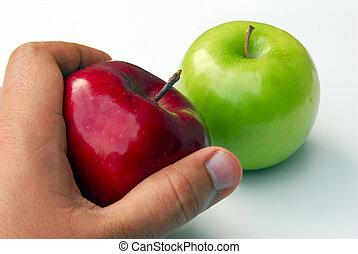 Pick an Apple