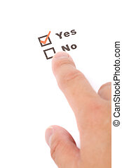 questionnaire, the concept of agreement
