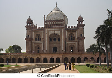 Safdarjung\\\'s Tomb India