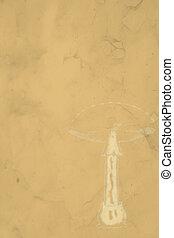 Single Shroom - mushroom paper