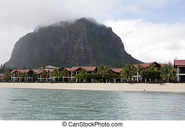 Mauritius resort 2 - Mauritius Coastline and resort