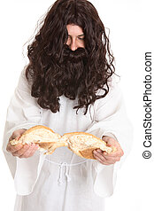 I Am the Bread of Life.- John chapter 6 - And Jesus said...