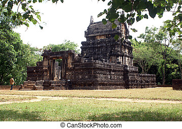 Nalanda getige, Sri Lanka