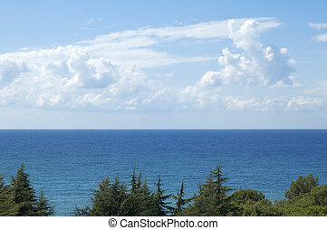 Adriatic sea - Croatia seaboard Adriatic sea