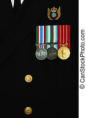Canadian Navy Uniform - Canadian Navy Medic Uniform with...