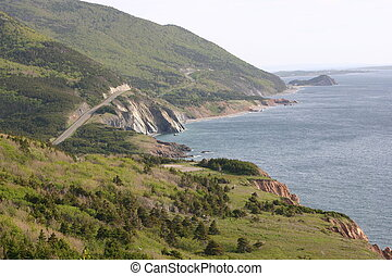 Long Winding Coastal Road - The famous breathe-taking...