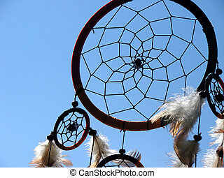 dreamcatcher2 - A symbol of native americans