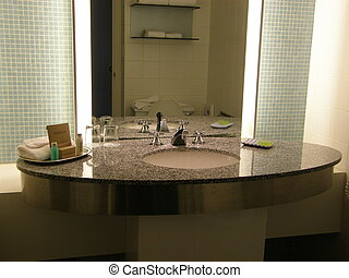 Bathroom - Modern Bathroom