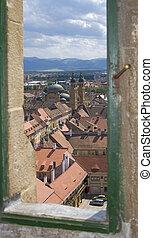 Burg tower