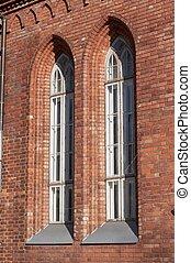 Windows, 教堂