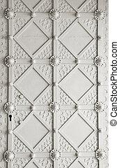 Texture of a ancient door