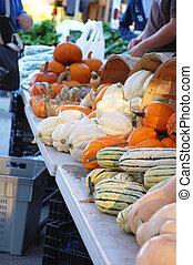 Farmers Market - Vegatables at the Farmers Market