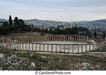 ruins of Jerash, Jordan - Jordan