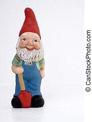 Garden Gnome - Mythical Garden Gnome Creature