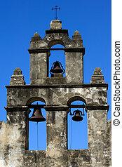 San Antonio Missions - Mission San Juan in San Antonio...