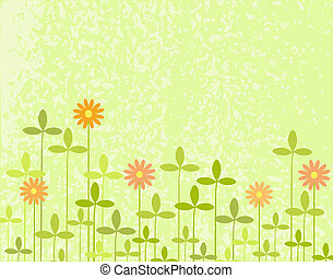 Clover - Illustrated design of clover