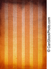 striped material background - close-up of rough striped...