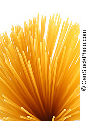 spaghetti close up for background
