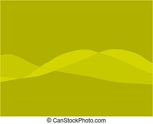 Dark yellow Lines