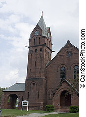 first congregational church st. albans vermont - classic...
