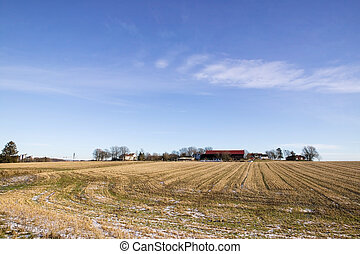 Norwegian Agriculture - Norwegian agriculture near the...