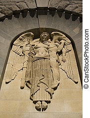 Stone Angel - The Adelaide War Memorial