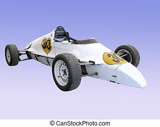 Van Diemen RF84 Formula Ford - A Van Diemen RF84 Formula...