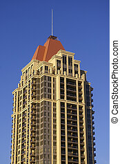 Luxury Highrise Condo - A modern highrise residential...