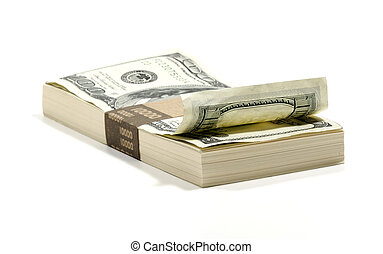 Money - Photo of a Stack of Money - Money Related