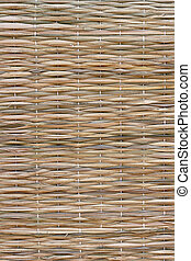 Sedge - Natural brown sedge pattern material textured...