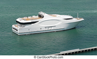 Luxury Boating - Miami Style